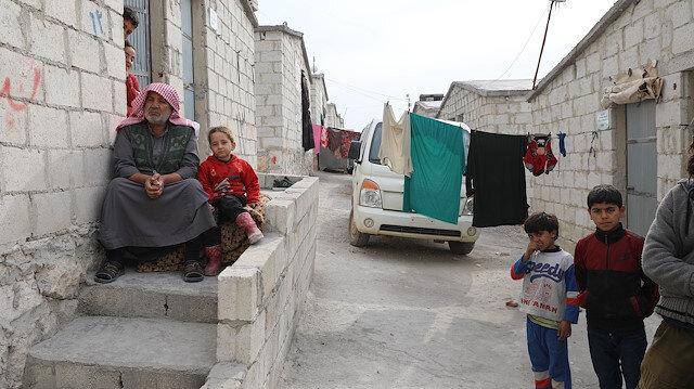 İdlibliler AB Komisyonu Başkanı Leyen'i çağırdı: Gelin yaşadığımız briket evleri yakından görün