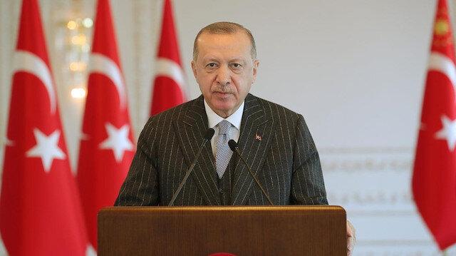 Cumhurbaşkanı Erdoğan: Aşı da yan etki yaşamadım ikinci dozu da alacağım