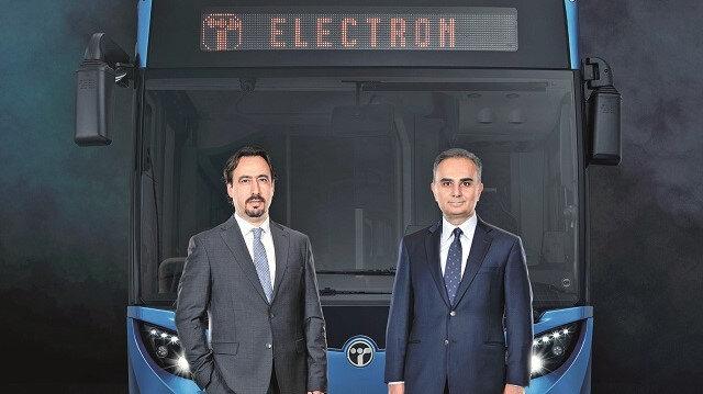 Yerli teknolojiyle dünyaya elektrikli araç