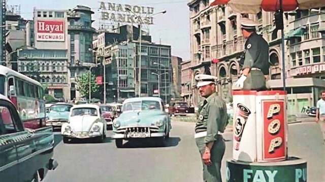 Zaman Makinasında Yolculuk: Türkiye'nin 1970'li Yılları