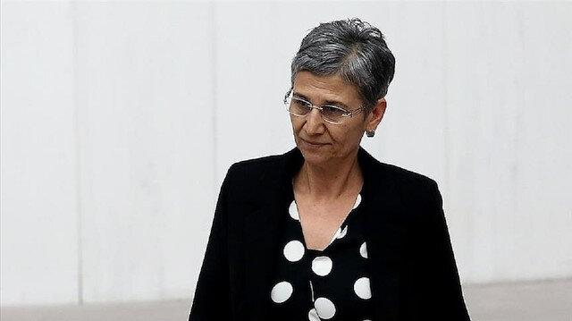 HDP'li Leyla Güven'in PKK'ya desteği teröristlerin sözde yöneticilere gönderdiği raporlara yansıdı
