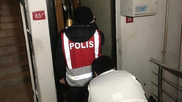 İstanbul'da PKK/PYD/YPG'ye operasyon: 8 şüpheli yakalandı