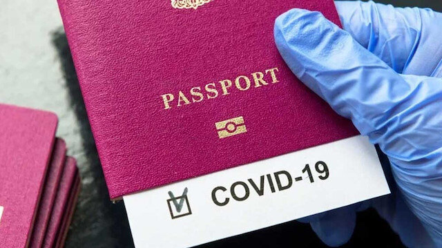 DSÖ'den uluslararası seyahatlerde 'aşı pasaportu şartı' getirilmemesi tavsiyesi