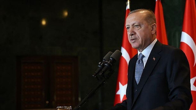 Cumhurbaşkanı Erdoğan: Gücümüze güç katacak