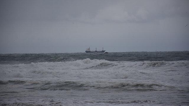 Bartın açıklarında Rus bandıralı bir kuru yük gemisi battı: 2 ölü