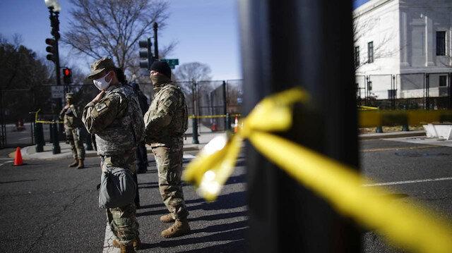 ABD'de panik: Kongre binasının etrafında silahlı şüpheli yakalandı
