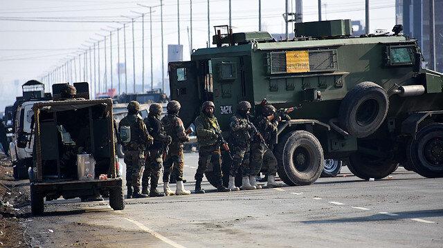 Pakistan Dışişleri Bakanı Kureyşi: Keşmir'in Hindistan'ın iç meselesi değil