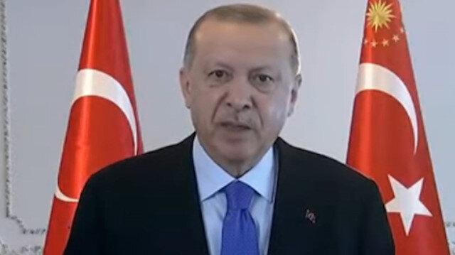 Cumhurbaşkanı Erdoğan: Büyük ve güçlü Türkiye'ye hiç olmadığımız kadar yakınız