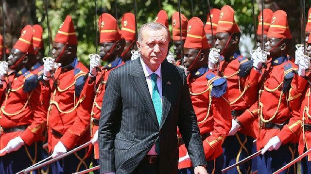 """Financial Times Türkiye'nin """"Afrika'ya dönüşünü"""" yazdı: Osmanlı'dan sonra görmezden gelinmişti ama Erdoğan ile her şey değişti"""