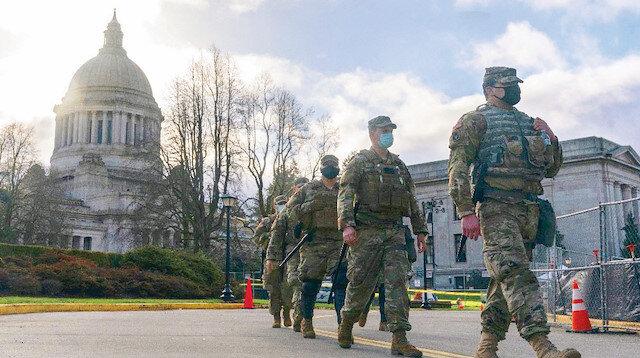Washington askeri bölge: 11 Eylül'den beter