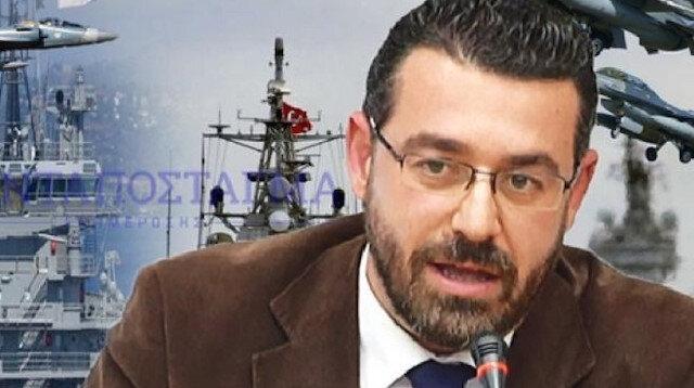 Yunan Jeopolitik Güvenlik Uzmanı Filis: Bize kimse inanmıyor Fransa Türkleri engellesin