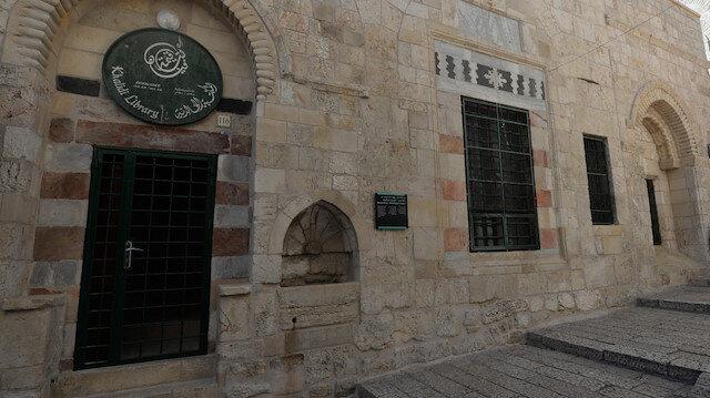 Kudüs'te bir hazine: Hâlidiyye Kütüphanesi