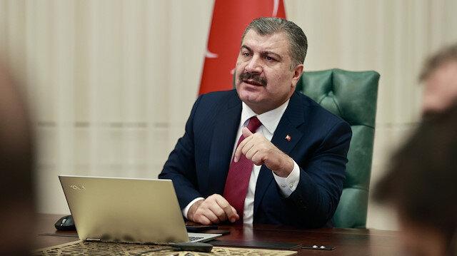 Sağlık Bakanı Koca: Huzurevi ve bakımevleriyle 90 yaş üstü vatandaşlar yarın aşılanıyor