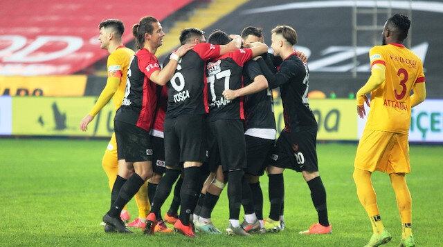 Gaziantep FK evinde geçit vermiyor: Muhteşem istatistik