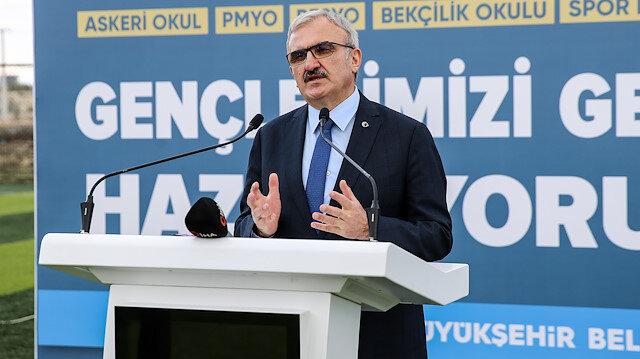 Diyarbakır Valisi Münir Karaloğlu'nun koronavirüs testi pozitif çıktı