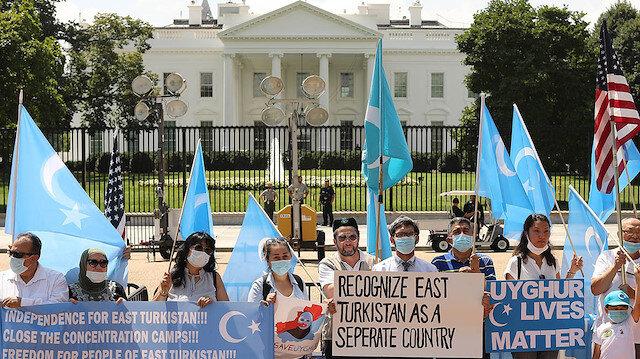 Trump'ın görev süresinin bitmesine 24 saat kala yeni Çin adımı: Sincan Uygur Özerk Bölgesi'ndeki eylemler soykırımdır