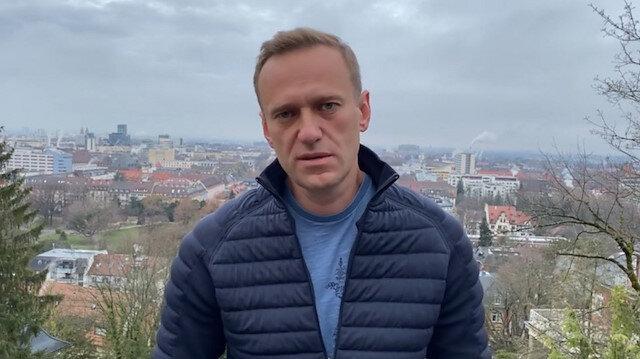 En az 30 gün tutuklu kalacak: Rus muhalif Navalnıy'dan 'sokağa çıkın' çağrısı