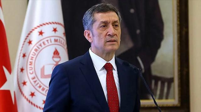Milli Eğitim Bakanı Selçuk: 15 Şubat'ta okulların açılması kararlılığımız var
