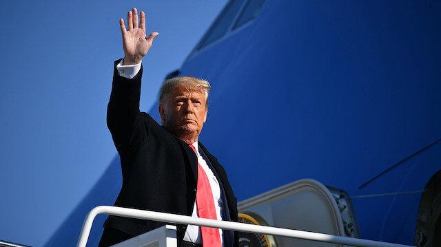 Trump Başkanlığa veda etti: Yeni bir savaş başlatmayan ilk başkan olmaktan gururluyum