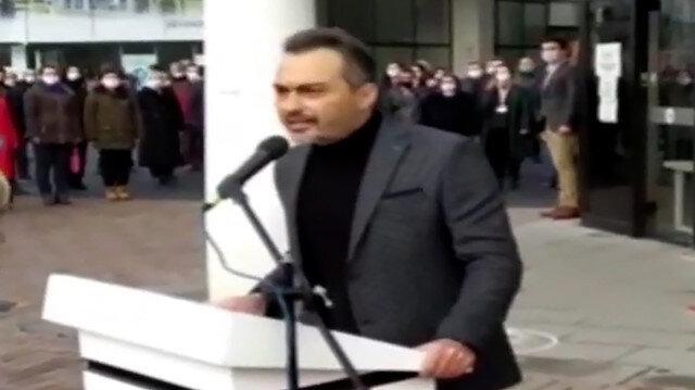 CHP'li Bolu Belediye Başkan Yardımcısı Özdemir