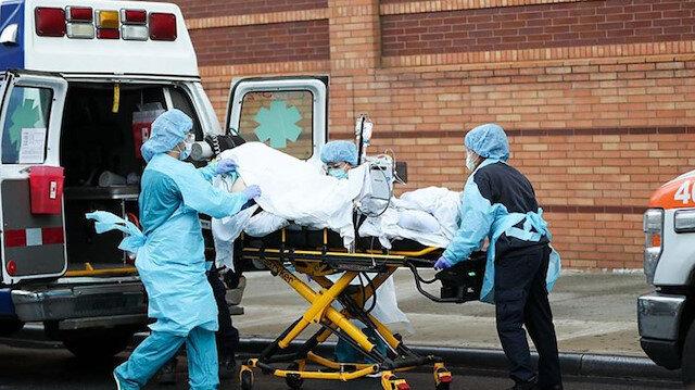 ABD'de koronavirüsten ölenlerin sayısı 411 bini geçti