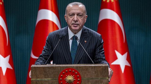 Cumhurbaşkanı Erdoğan: Türkçeye hak ettiği ihtimamı göstermiyoruz