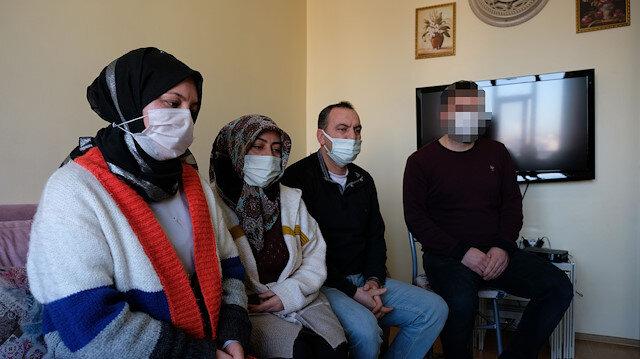 İki çocuk annesi Halime: Eşim babamı ve eniştemi öldürdü beni de siyanür içirmekle tehdit etti