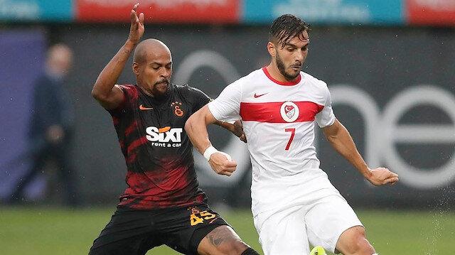 Babası açıkladı: Galatasaray ile anlaştık
