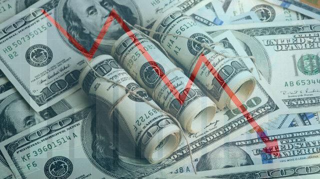 Faiz kararı sonrası dolar düşüşe geçti