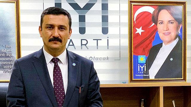 Eniştesi FETÖ'den terörden arananlar listesinde yer alan İYİ Partili İl Başkanı Türkoğlu FETÖ elebaşı Gülen'i takip etmeye devam ediyor