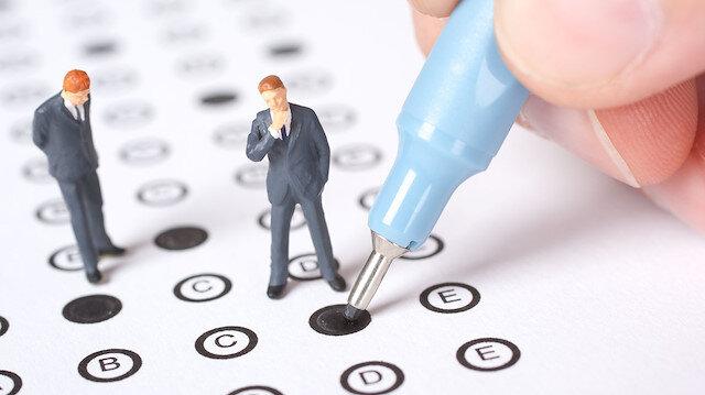 ÖSYM KPSS branş sıralamalarını güncellendiğini açıkladı