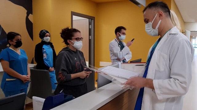 Koronavirüsü yenen doktor yaşadıklarını anlattı: 'Bir daha işimi yapamayacak mıyım?' diye düşündüm
