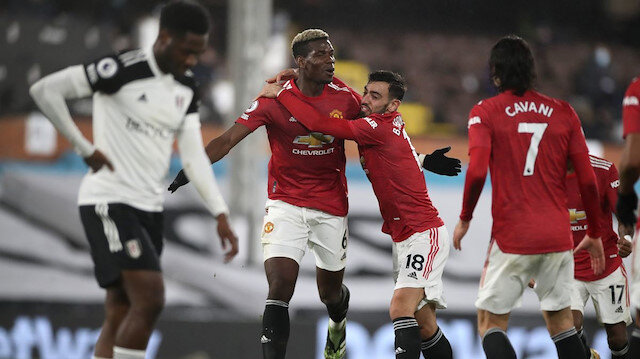 Premier Lig'de Manchester United fırtınası: Zirveyi bırakmadı