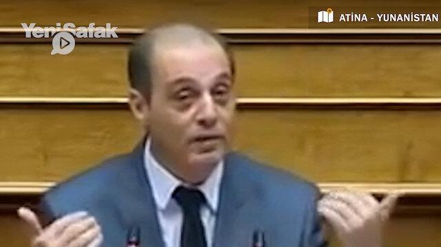 Yunan Parlamenter Velopoulos: Tek kurşun atmadan Ege'nin yarısını Türklere kaybedeceğiz