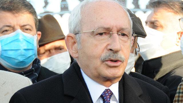 Kemal Kılıçdaroğlu'ndan büyük gaf: Namussuz siyasete evet diyeceksiniz