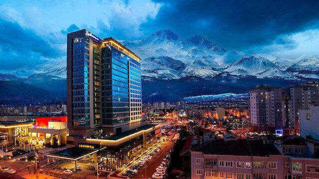 'Kayak paketi' ile yarıyıl tatiline hazır: Radısson Blu Hotel Kayseri