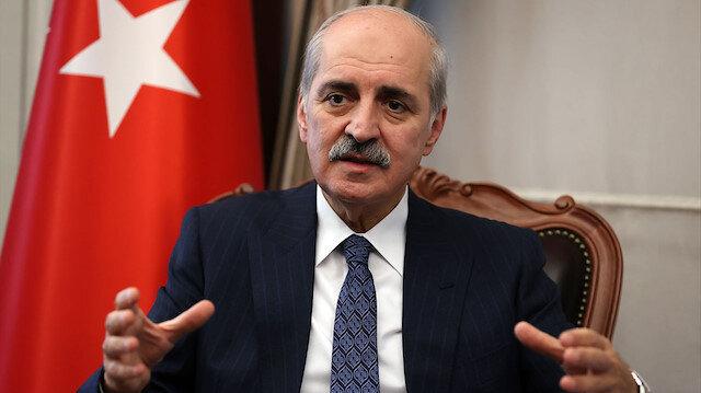 AK Parti Genel Başkanvekili Kurtulmuş: İki bakanımız arasında herhangi bir çekişme olması söz konusu değil