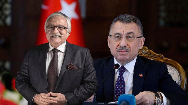 Cumhurbaşkanı Yardımcısı Oktay'dan Yavuz Bahadıroğlu için taziye mesajı