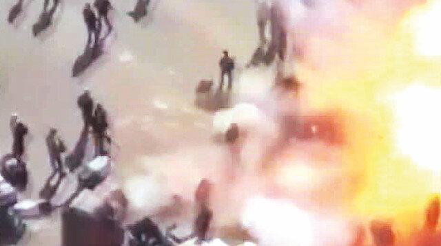 Bağdat'ta kanlı gün: İki canlı bomba patladı