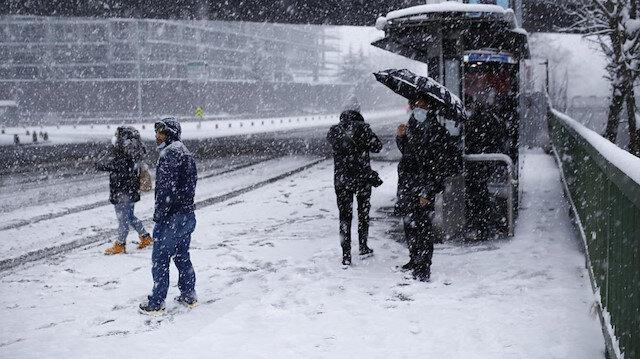 Kar yağışları geri geliyor: Yurt genelinde etkili olacak