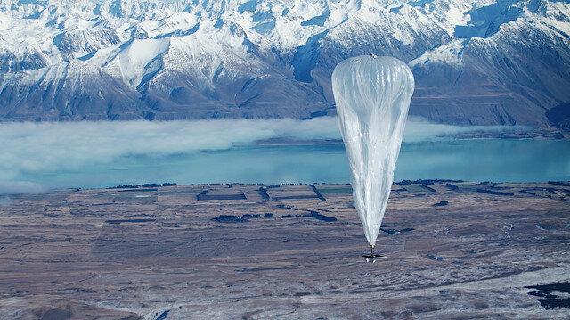 Google açıkladı: Balonlarla internet sağlayan Loon projesi sona erdi