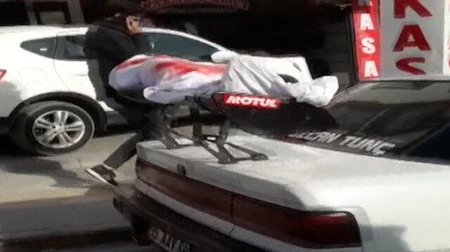 Esenyurt'ta polisi harekete geçiren otomobil