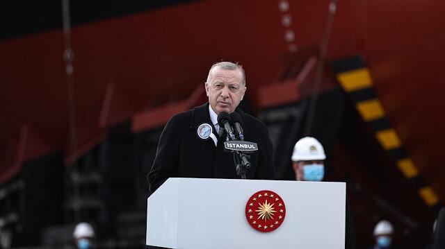 Cumhurbaşkanı Erdoğan: Türk İHA/SİHA'ları savaş yöntemlerini değiştiriyor
