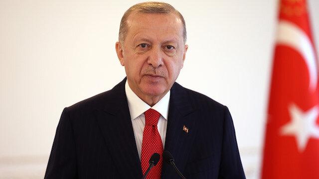 Cumhurbaşkanı Erdoğan: Halen devam eden çalışmalarla 2023'e kadar 150 yer altı barajını tamamlamayı hedefliyoruz