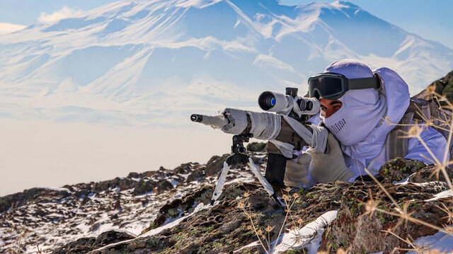 Ağrı Dağı'nda Eren-3 operasyonu