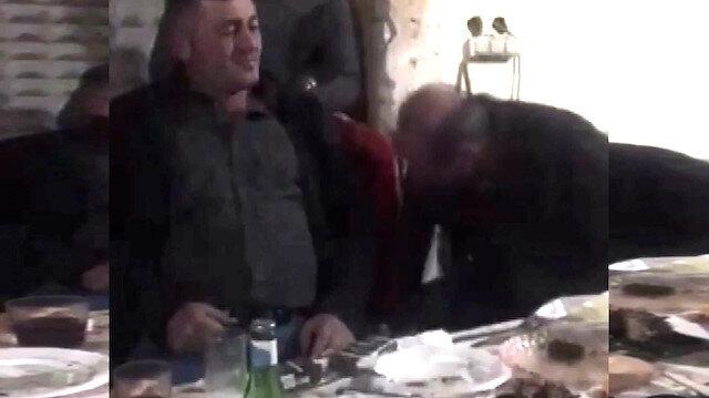 İyi Partili başkan Aytekin Kaya'nın kısıtlama saatlerinde katıldığı kutlama büyük tepki çekti