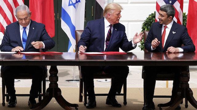 BAE'nin adım adım ihaneti sürüyor: İsrail büyükelçiliğini Tel Aviv'de açacak