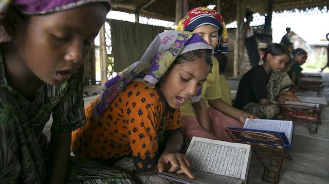 İnsan hakları örgütleri: Arakanlıların eğitimine odaklanılmalı
