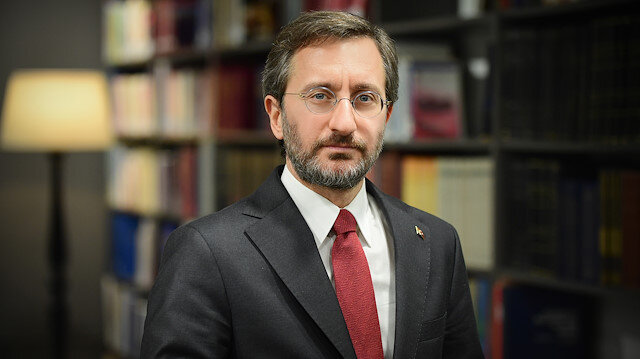 Cumhurbaşkanlığı İletişim Başkanı Altun: Batı, HDP/PKK yalanlarını yaymayı bırakmalı