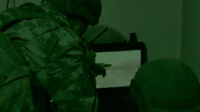Fırat Kalkanı bölgesinde taciz ateşinde bulunan 7 terörist etkisiz hale getirildi
